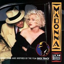 MADONNA - I'M BREATHLESS CD MADE IN GERMANY