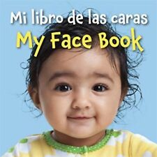 My Face Book (Spanish/English) by Star Bright Books (2011, Board Book)
