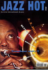 JAZZ HOT - N°537 - J.J.JOHNSON – TROMBONE STORY I