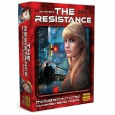 The Resistance 3rd Edition Board Game Brand New