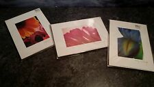 Lot of 3 Floral Print Blank Greeting Cards With Envelopes Penny Lane Publishing