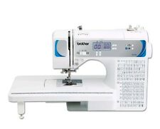 BROTHER fs210 LCD ELETTRONICO PORTATILE STITCH Quilting MACCHINA DA CUCIRE ELNA PC