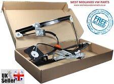 SEAT AROSA VW LUPO FRONT RIGHT ELECTRIC WINDOW REGULATOR  2 DOORS 1997 2005 NEW