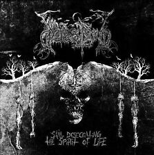 "Dodsferd ""Still desecrating the spirit of life"" CD Black Metal from Greece"