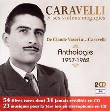 CARAVELLI / De Claude Vasori à Caravelli / (2 CD) / NEUF