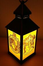 Harry Potter House Crest Lantern