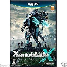 Used Wii U Xenoblade X  JAPANESE  IMPORT NINTENDO