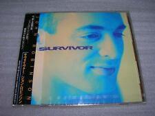 JOHN ROBINSON SURVIVOR JAPAN CD SEALED NEW JB52