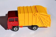 Matchbox Lesney Superfast No 36 - Refuse Collector Truck - Colectomatic VNM