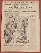 2-8-56 SPORTING NEWS NEW YORK YANKEES CASEY STENGAL