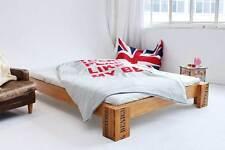 OPUS Bambusbett 120x200cm, 30cm oder 40cm Bett Höhe, metallfrei NEU!