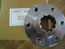 """ULTIMA 2"""" belt drive NO offset for  front pulley  item #13  58-605"""