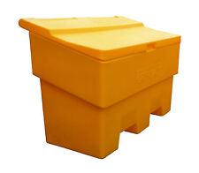 ** Grit Bin / Rock Salt Storage Bin - Capacity 285 litre Bin  **