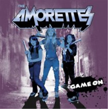 The Amorettes-Game On  (UK IMPORT)  CD NEW