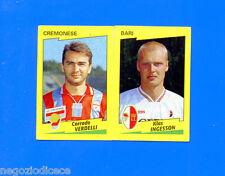 CALCIATORI PANINI 1996-97 Figurina-Sticker n. 435 -VERDELL-INGESS-CREMONESE-New