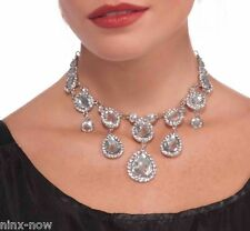 1920's Glam Flapper Hollywood Movie Star Necklace Costume Accessory