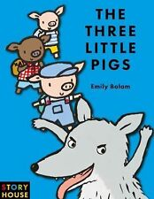 A Story House Book: The Three Little Pigs (2015, Board Book)