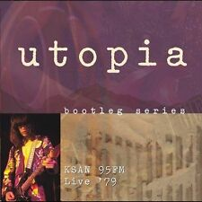 NEW CD - Ksan 95fm Live 79 by Todd Rundgren & Utopia