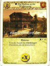 A Game of Thrones LCG - 2x Das Gasthaus an der Wegkreuzung #023 - Löwen des Fels