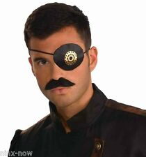 Steampunk Eyepatch Victorian Industrial Science Fiction Apocalyptic costume
