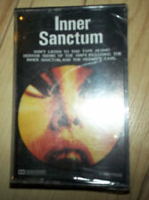 Inner Sanctum, Cassette, New Old Stock, Sealed, Horror Shows of the 40's