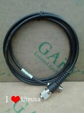 NEW Leica 1.6m GPS Extension Antenna Cable for Leica GPS male/female