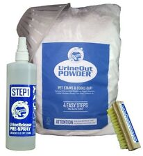 Planet Urine, Stain & Odor Remover; Basic Urine Cleaning Kit - Cleans 200 Sq Ft!