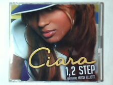 CIARA feat. MISSY ELLIOTT 1,2 step cd singolo PR0M0