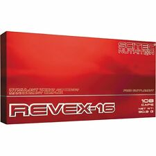 Revex-16 Adipokill 108caps Scitec Nutrition Burns Grease Very Powerful Regime