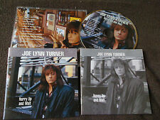 Joe Lynn Turner / hurry up and wait /JAPAN LTD CD
