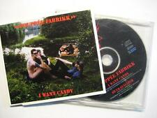 "POUPPEE FABRIKK ""I WANT CANDY"" - MAXI CD"