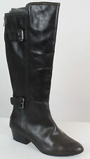SOFFT Women's Palleteri Tall Boots, Black, Size 7 M US {OR6 Q-Q