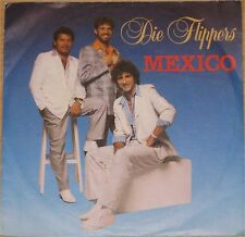 "Die Flippers, Mexico, VG+/EX 7"" Single 0707"