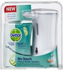 Dettol No-Touch Hand Wash System Hydrating  (including dispenser)