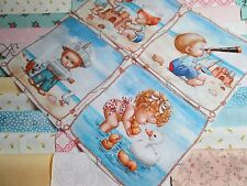 "5"" ""BEACH BABY""  - Pre-cut QUILT KIT-Baby or Child"