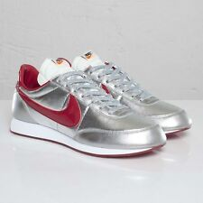 Nike Tailwind Night Track NRG Metallic Red Silver 518481 061 Mens Sz 8 NEW 100%