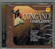 Congano - Compilation Vol. 10 - Afro Dance Music ( CD)