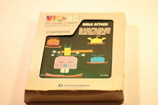 COMMODORE VIC-1910 VIC 20 GAMES MOLE ATTACK BOXED WITH MANUAL