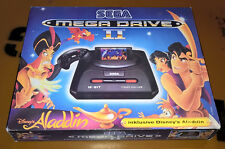 "## SEGA Mega Drive 2 Konsole ""Aladdin"" - Set in OVP - TOP ##"