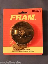 FRAM LOCKING Gas / Fuel Cap ~ RG-504 ~ SUBARU -to- TOYOTA Corolla