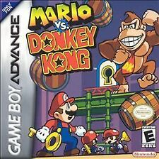 Mario vs Donkey Kong (Game Boy Advance) GBA