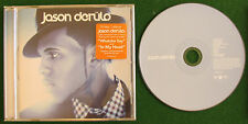 JASON DERULO....SELF TITLED AUSTRALIAN PRESSING  CD WITH BONUS TRACK STROBELIGHT