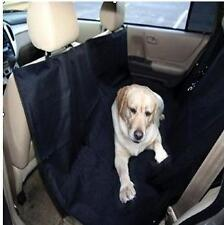 New Universal Car Seat Rear Cushion Chair Covers For Pets Dogs Cats Mat Pad Red
