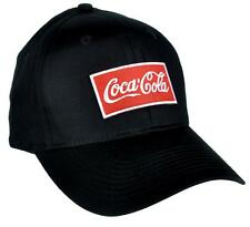 Coke Coca Cola Hat Baseball Cap Americana Clothing Soda Pop Fountain Drink