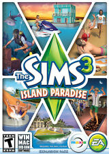 Les sims 3: island paradise expansion (pc/mac, region-free) origin téléchargement key