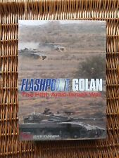 FLASHPOINT Golan Completo & integro da giochi della Vittoria (SUB, di Avalon Hill)