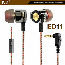 High-End Headset Kopfhörer KZ-ED11 Professional In-Ear-Headset Ohrhörer