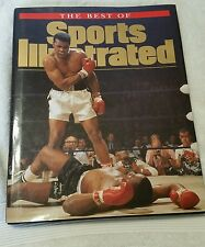 THE BEST OF SPORTS ILLUSTRATED HB 1996 TIME MUHAMMAD ALI & SONNY LISTON COVER