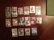 1995 Kerry Collins Rookie Lot - 39 cards - Red Siege, SP, Printer's Proof & more