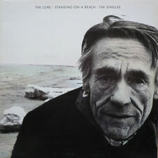 THE CURE - STANDING ON A BEACH - VINYL - NEW & SEALED **FREE UK POST*
